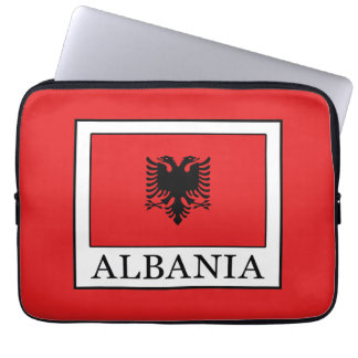 Albania Laptop Computer Sleeve