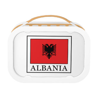Albania Lunch Boxes