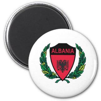 Albania Magnet