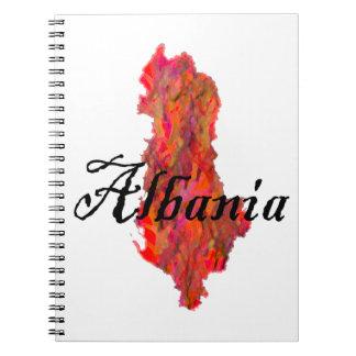 Albania Notebook