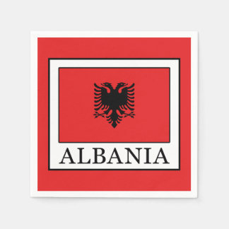 Albania Paper Napkin