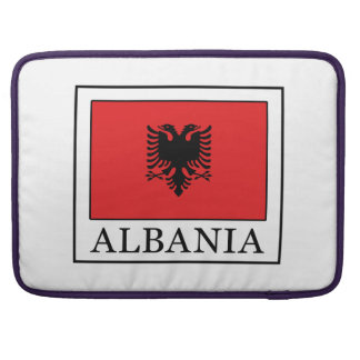Albania Sleeves For MacBook Pro
