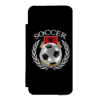 Albania Soccer 2016 Fan Gear Incipio Watson™ iPhone 5 Wallet Case
