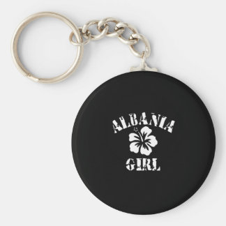 Albania Tattoo Style Key Chains