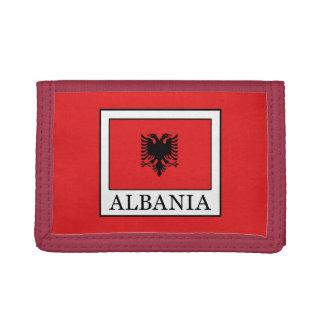 Albania Tri-fold Wallet