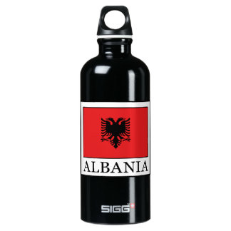 Albania Water Bottle