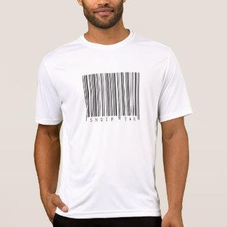 Albanian Barcode T-Shirt