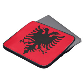 Albanian Coat of arms Computer Sleeves