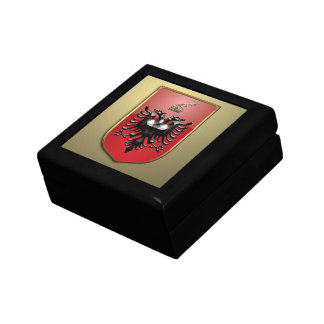 Albanian Coat of arms Gift Box
