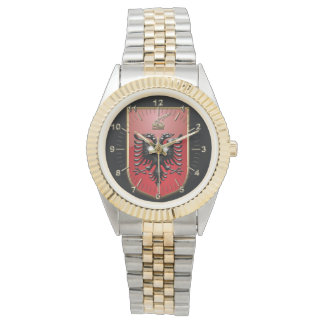 Albanian Coat of arms Watches