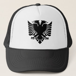 Albanian Current Eagle Hat