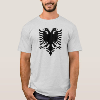 Albanian double headed eagle T-Shirt