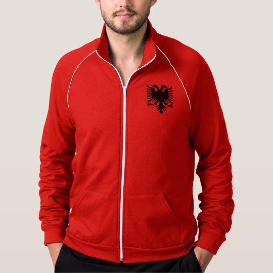 Albanian Eagle - California Fleece Jacket