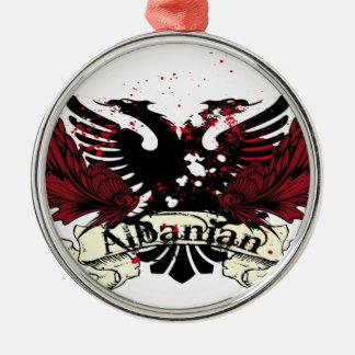 albanian eagle christmas ornament