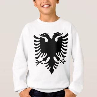 Albanian Eagle Crest Sweatshirt
