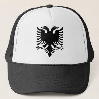 Albanian Eagle Crest Trucker Hat