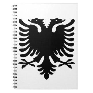 Albanian Eagle. Notebook
