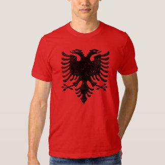 Albanian Eagle Vintage Edition T Shirts