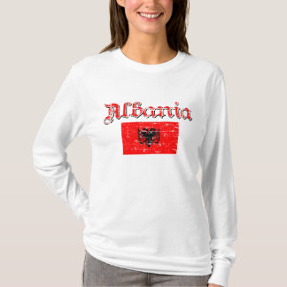 Albanian flag design T-Shirt