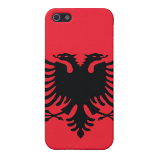 Albanian Flag iPhone Case iPhone 5/5S Case