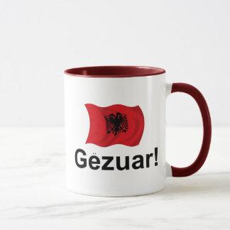 Albanian Gezuar! (Cheers) Mug