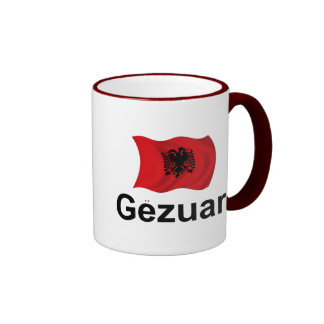 Albanian Gezuar! (Cheers) Coffee Mug