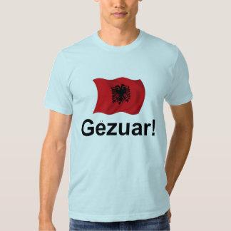 Albanian Gezuar! (Cheers) Tee Shirts