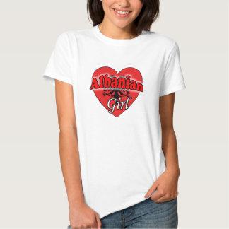 Albanian Girl Tshirt