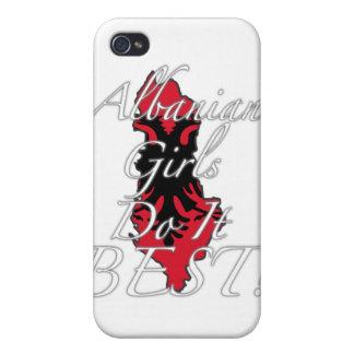 Albanian Girls Do It Best! iPhone 4/4S Case