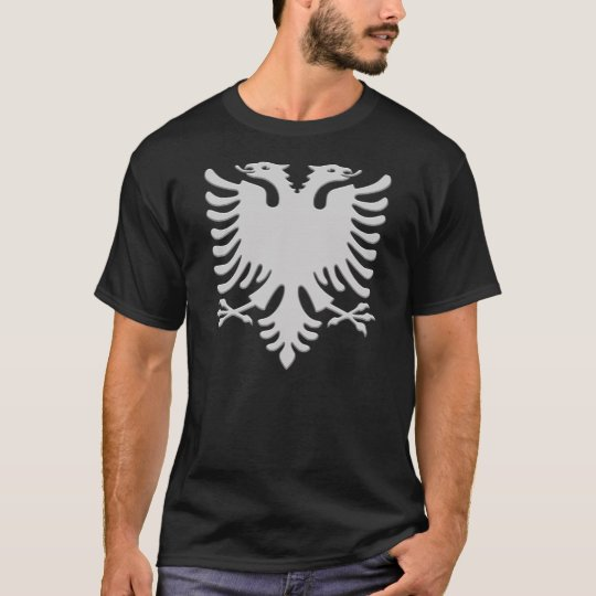 Albanian platinum Eagle T-Shirt