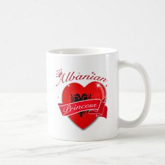 Albanian Princess Coffee Mug