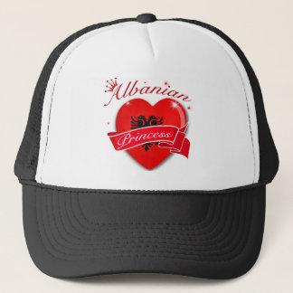 Albanian Princess Trucker Hat