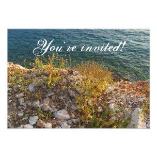 Albanian Seaside invitation