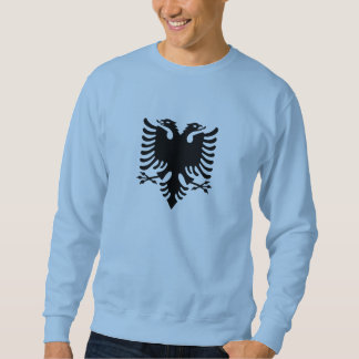 Albanian two-headed eagle sweatshirt