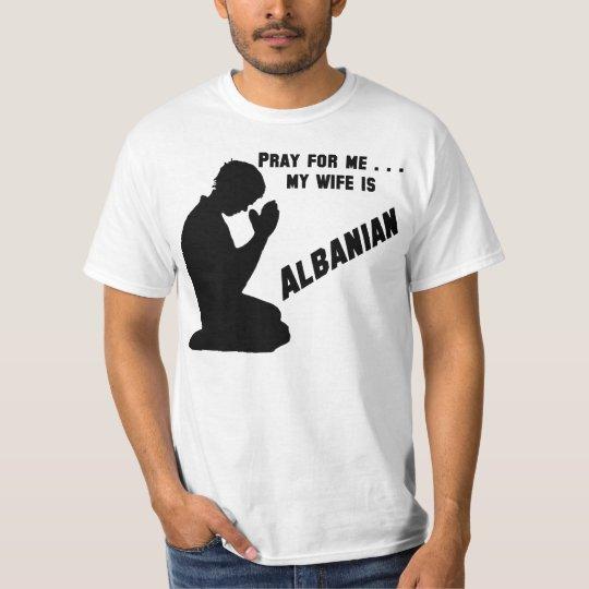 Albanian Wife T-Shirt