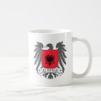albaniashield coffee mug