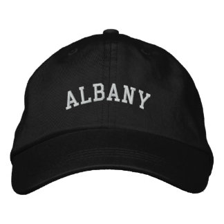 Albany Embroidered Hat