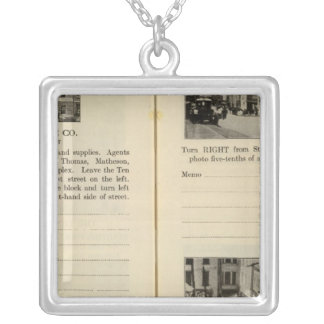 Albany Garage, Albany Silver Plated Necklace
