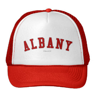 Albany Hat