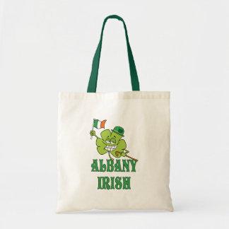 Albany Irish Budget Tote Bag