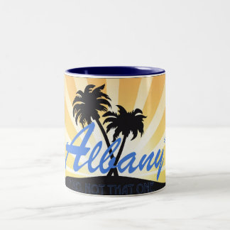 Albany (not that one...) mug