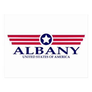 Albany NY Pride Postcard