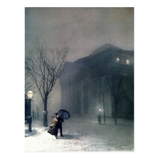 Albany NY State House 1871 W. Palmer Painting