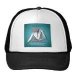 Albatross of Addiction Mesh Hats