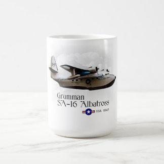 Albatross SA-16 - GRUMMAN Basic White Mug