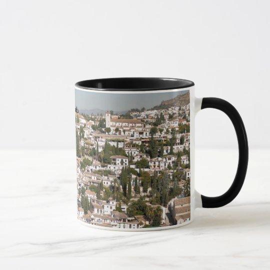 Albaycin Granada Mug
