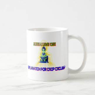 Albert Alien Tee Coffee Mug