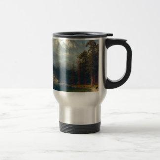 Albert_Bierstadt_-_Mount_Corcoran jpg Coffee Mug