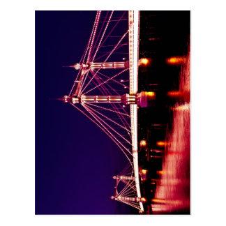 Albert Bridge London Postcard
