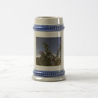 Albert Bridge, Springtime Beer Stein